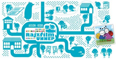 AEGON-KEDD Országos Gyermeknapi Rajzfilmünnep Képregény pályázat