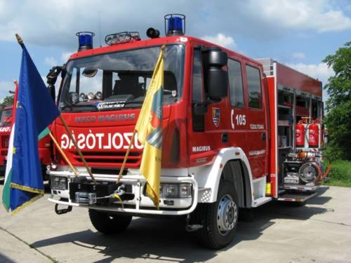 A tűzoltók napja