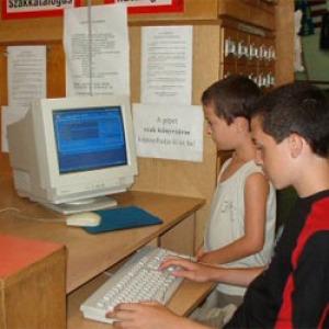 Bővül az iskolák infokommunikációs eszköztára