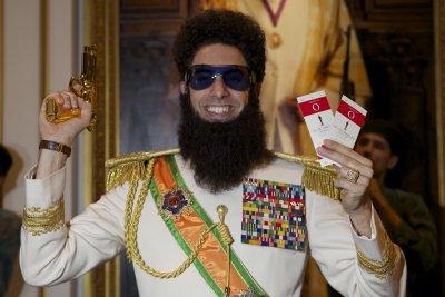 A diktátor (mozi)