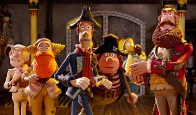Kalózok – A kétballábas banda (mozi)