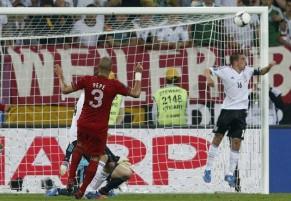 Németország-Portugália
