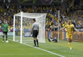 Ukrajna-Svédország