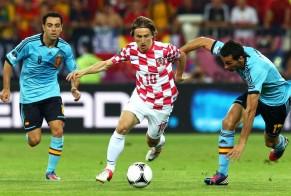 Horvátország-Spanyolország
