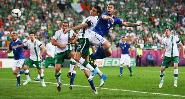 Olaszország-Írország