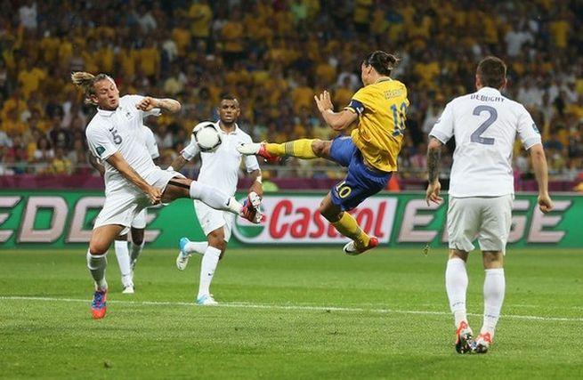 Svédország-Franciaország