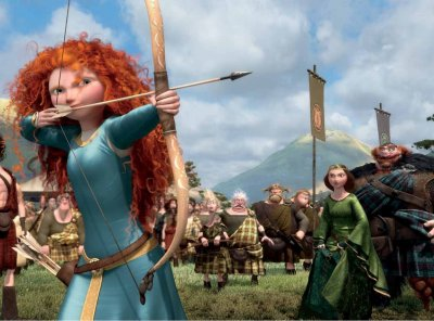 Merida, a bátor (mozi)