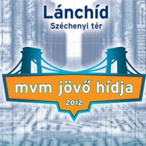 Innovációs kiállítás a Lánchídon
