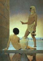 Ozirisz földjén – egyiptomi levelező vetélkedő