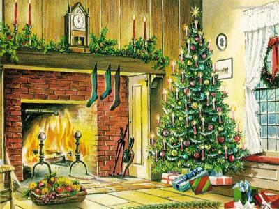 A karácsony eredete és jelképeinek története