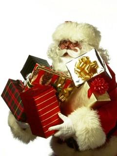 Karácsonyi mobil háttérképek