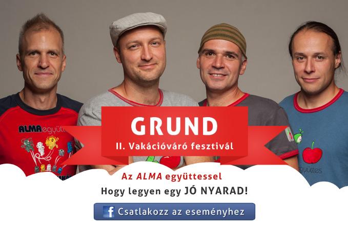 II. Vakációváró fesztivál – GRUND
