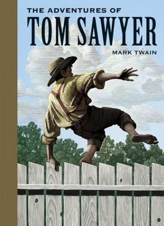 Mark Twain – Tom Sawyer kalandjai (olvasónapló)