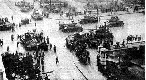 Az 1956-os forradalom leverésének emléknapja