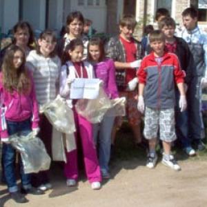 Szívesen végeznek önkéntes munkát a középiskolások