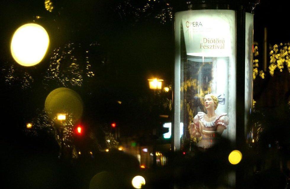 Diótörő Fesztivál az Operánál