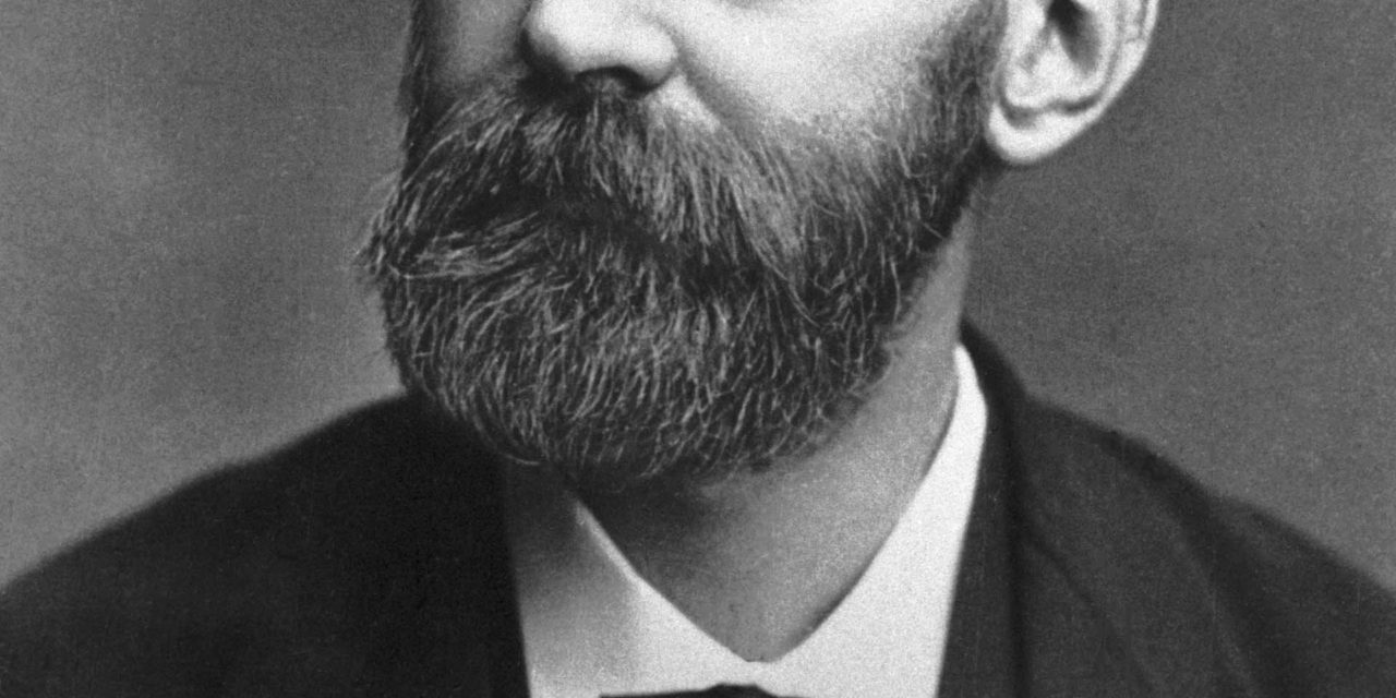 117 éve ezen a napon halt meg Alfred Nobel svéd kémikus