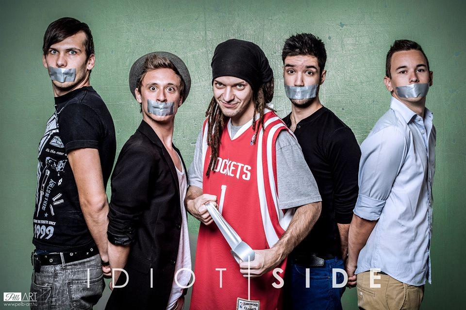 Nézőpont – IdiotSide zenekar klippremier