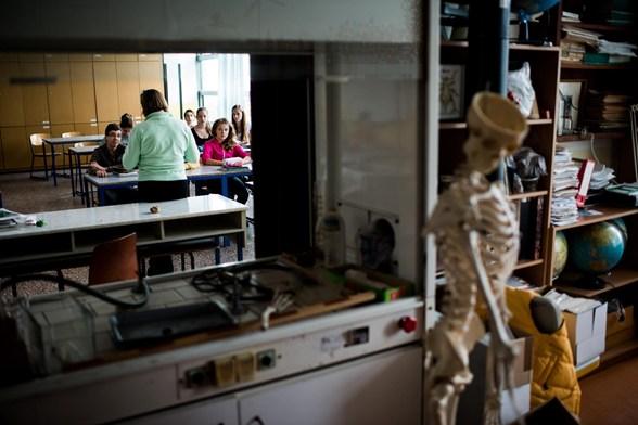 Kemény világ vár a tanárokra 2014-ben