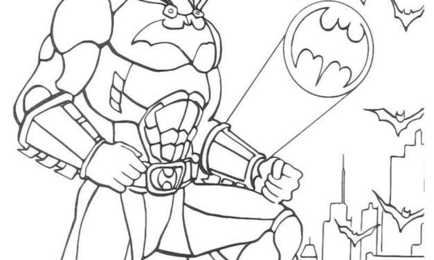 Batmanes kifestők