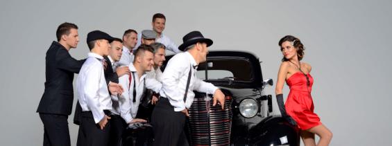 Mennyire szereted a zenét? A Group'n'Swing zenekar most meglepetést küld Neked!