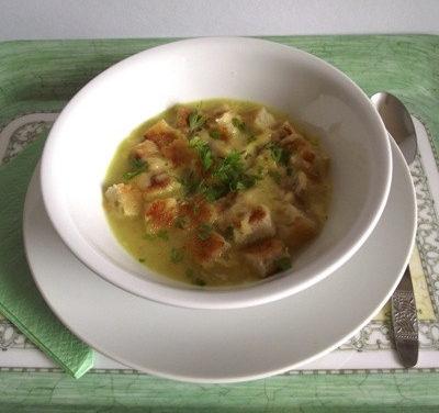Hagyma leves