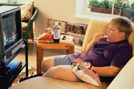 A túl sok internet fiatalkori elhízáshoz vezet!