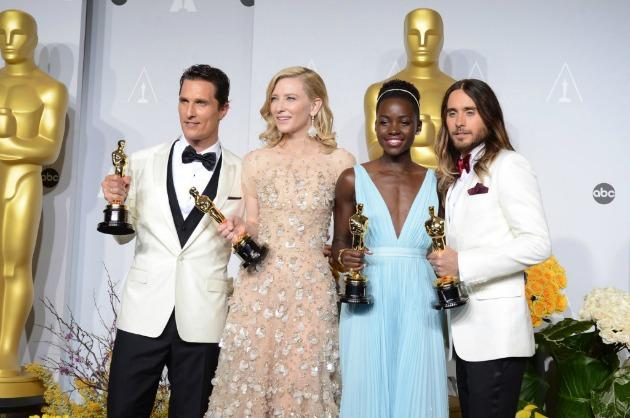 Kiosztották az Oscar-díjakat