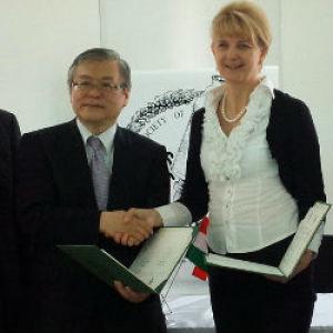 Megerősíti japán kapcsolatait a Semmelweis Egyetem