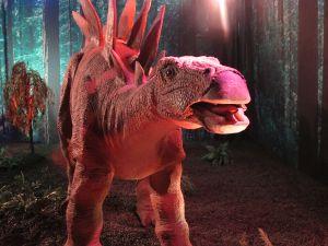A Dinoszauruszok Élete kiállítás