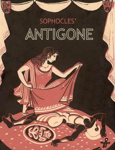Szophoklész: Antigoné – olvasónapló