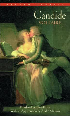 Voltaire:Candide