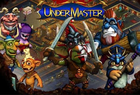 Undermaster – Gyerünk a tömlöcbe le!