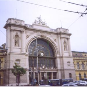 BME-sek fejlesztették a Keleti pályaudvar hangosbemondóját