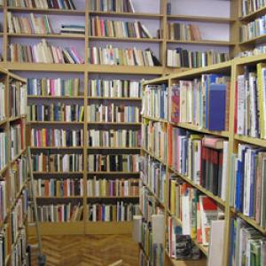 Egy hely, ahol az olvasásé a főszerep