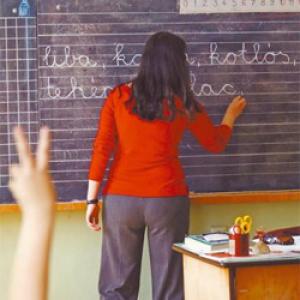Egy nap, amikor a figyelem a pedagógusokra irányul