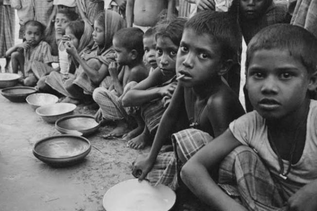 A szegénység ellen való küzdelem világnapja