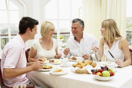 Hogyan nyűgözd le a barátod szüleit?