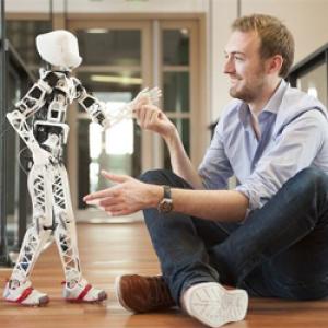 EU: 3D-nyomtatással készült robotot minden iskolába