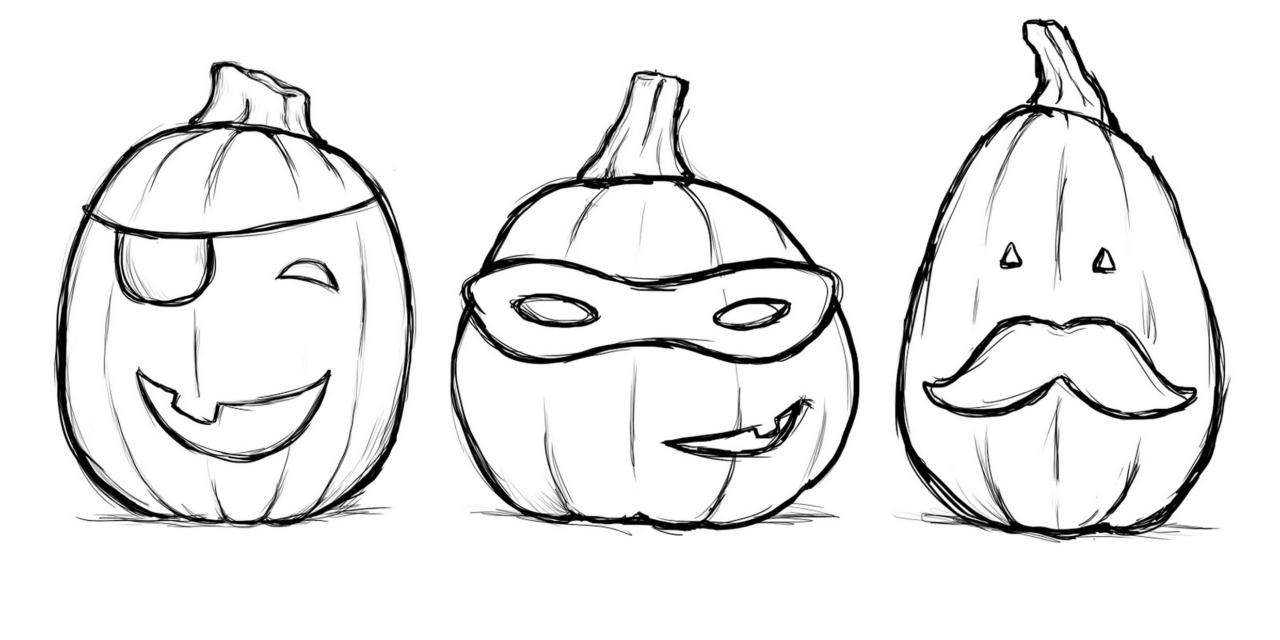 Halloween-i kifestők