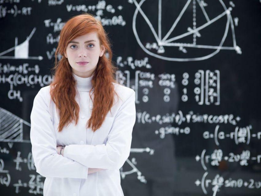 A tudomány női dolog