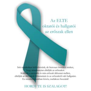Programsorozattal folytatja erőszakellenes kampányát az ELTE