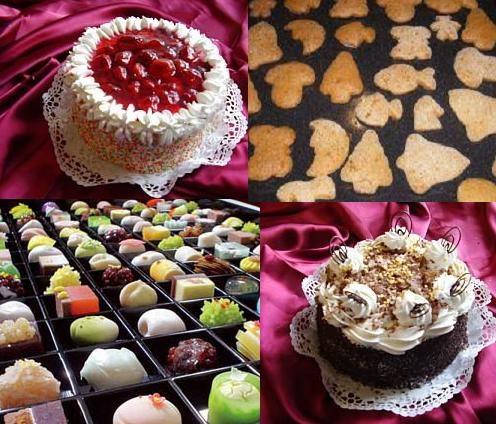 Karácsonyi édesség és sütemény receptek