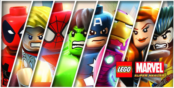 LEGO Marvel Super Heroes: Maximum Overload – Első öt epizód