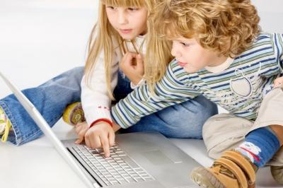 A gyerekek és a tablet
