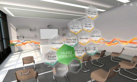 Virtuális Szertár – Természettudományos kísérletek és megfigyelések gyűjteménye