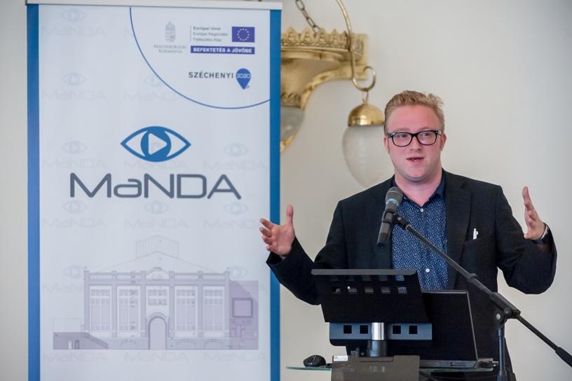 Interjú a MaNDA főosztályvezetőjével, Képes Gáborral!