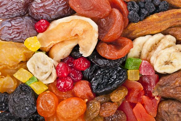 Az aszalt gyümölcsök valóban egészségesek?