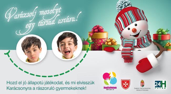 Idén karácsonykor Magyarország minden diákja támogathatja a rászoruló gyermekeket