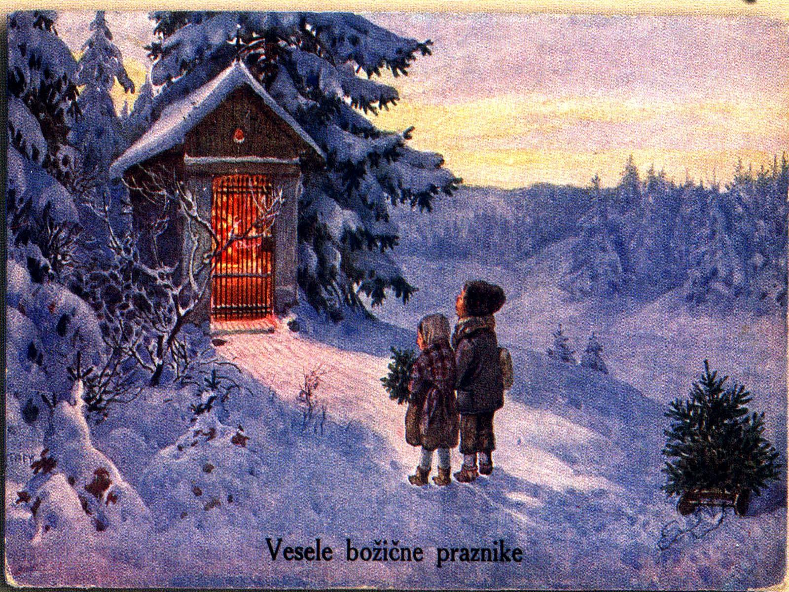 Karácsonyi háttérképek